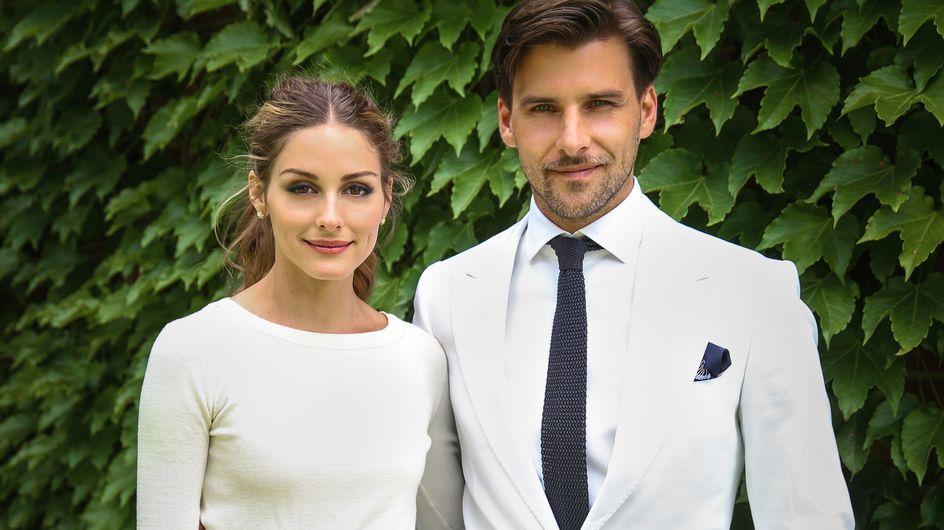 Olivia Palermo : Coup de cœur pour sa robe de mariée Carolina Herrera