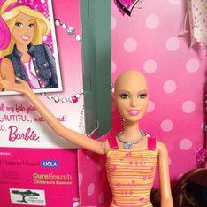 La première Barbie® chauve débarque enfin !