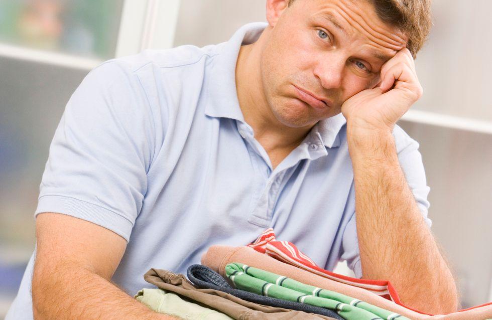 Les hommes qui font le ménage condamnés à divorcer ?