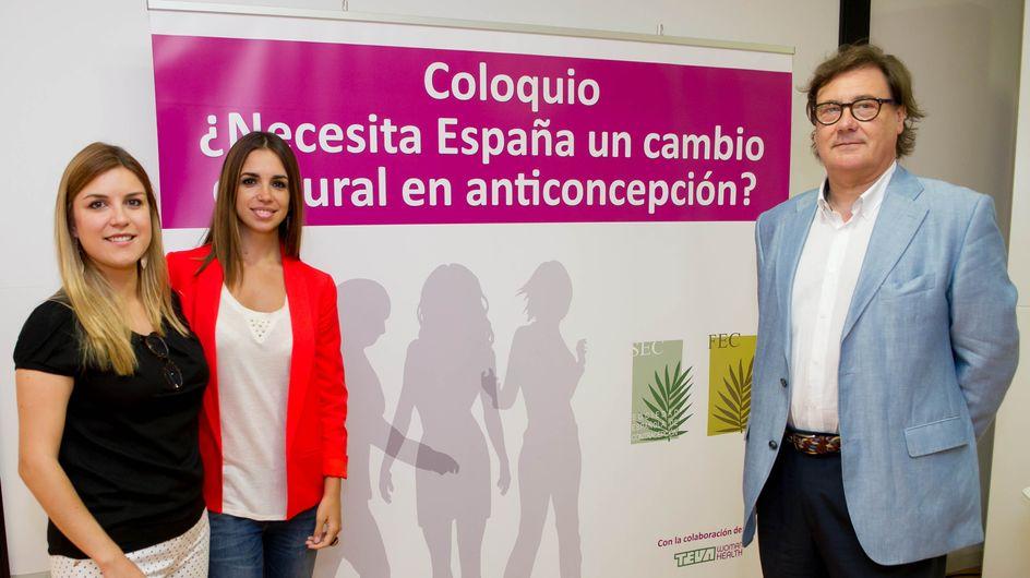 La mitad de los embarazos en España son no planificados