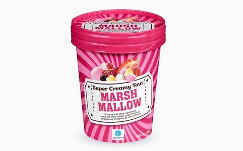 Super Creamy Tour Marshmallow, Picard - 3,95 € les 500ml