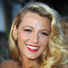 Blake Lively : Le secret de sa chevelure wavy