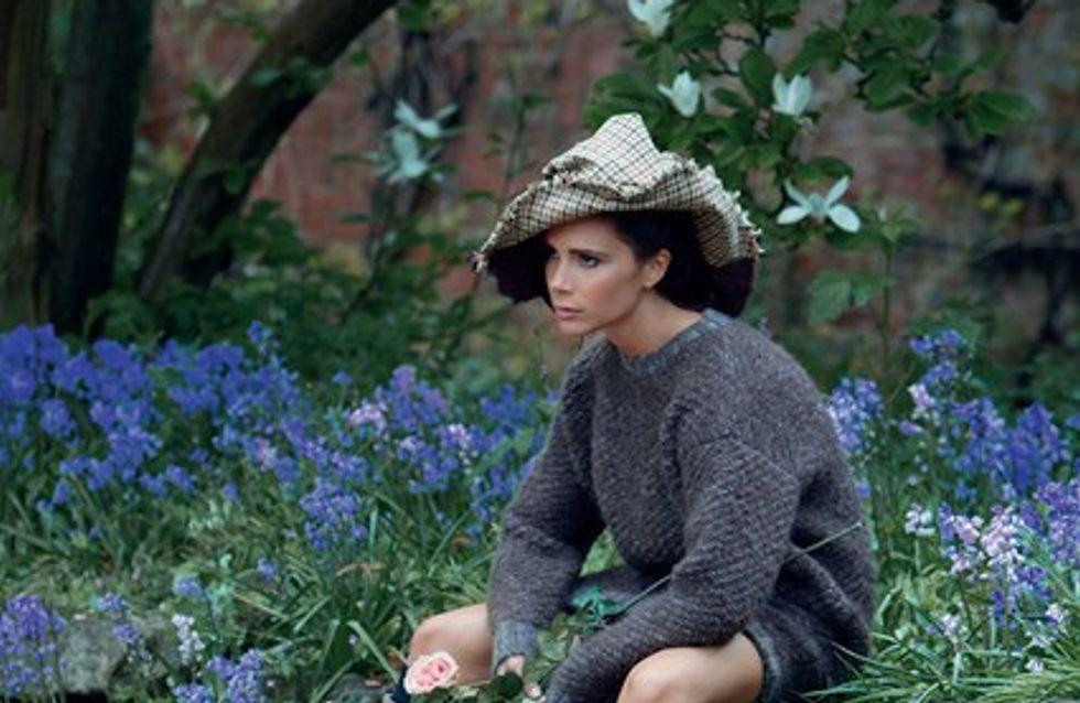 Victoria Beckham : Le shooting Vogue auquel on ne s'attendait pas