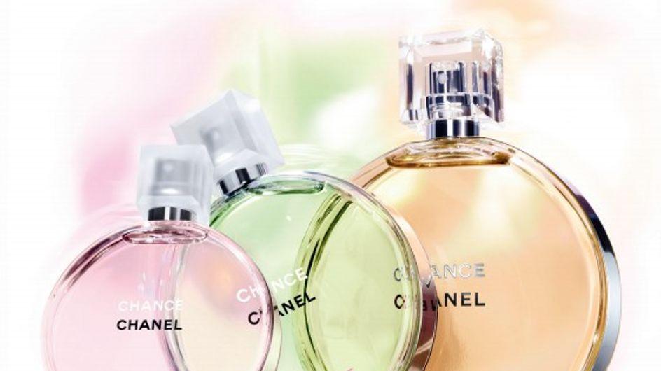 Chance van Chanel, het parfum dat geluk brengt