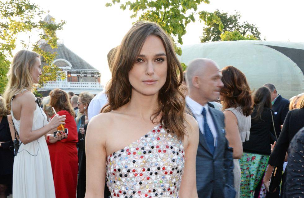 Keira Knightley : Un look fleuri Chanel pour une Summer Party réussie