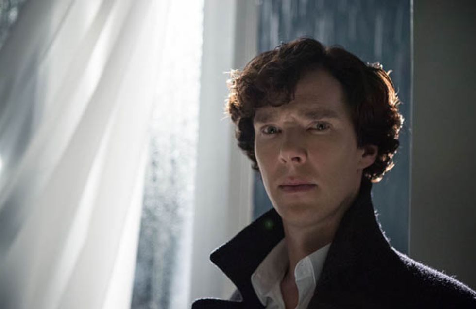 Sherlock To Return For A Fourth Season…But Not Until 2015!