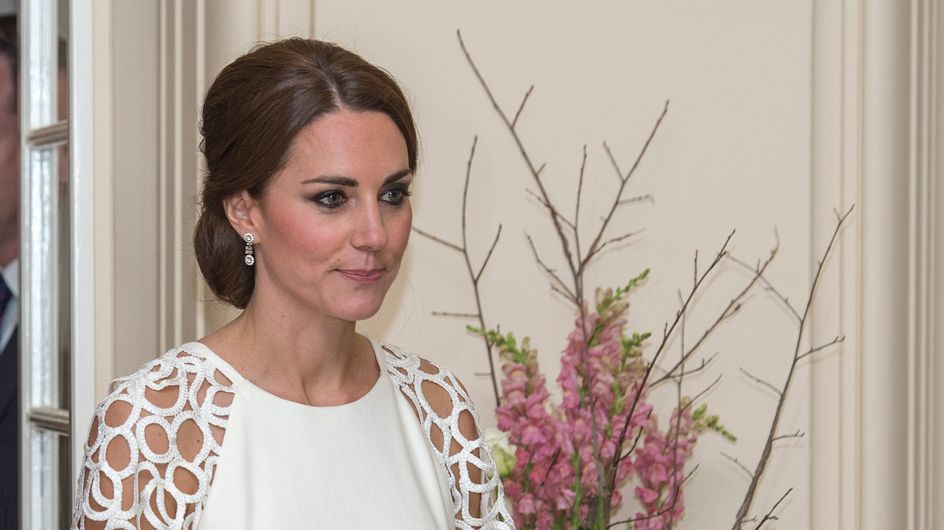 La extrema delgadez de Kate Middleton preocupa en Reino Unido