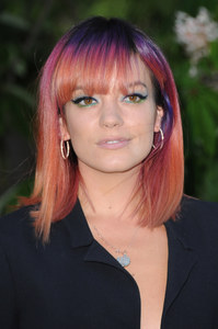 Lily Allen à la Serpentine Gallery Summer Party 2014