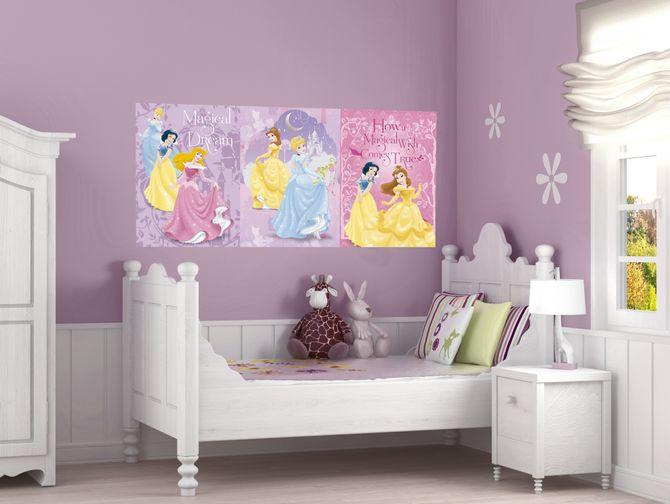 Poster autoadesivi delle Principesse Disney by Crearreda per Disney - Prezzo: 26 euro