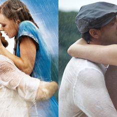 Un couple rejoue les scènes cultes de The Notebook pour ses fiançailles (Photos)