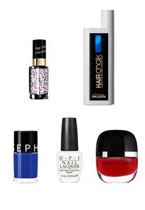Le maquillage Allez les bleus