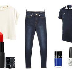Coupe du Monde : Ce soir, on supporte les Bleus avec style !