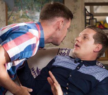 Hollyoaks 15/07 – Will Maxine's baby be safe?
