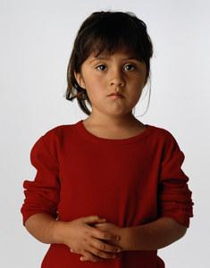 Une petite fille comme les autres