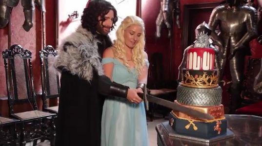 """Le mariage à la """"Game of Thrones"""""""