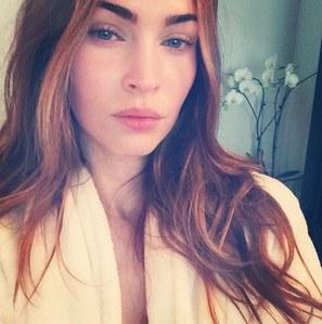 Megan Fox sans maquillage
