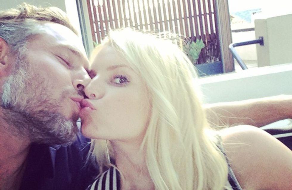 Jessica Simpson et Eric Johnson se sont (enfin) mariés !