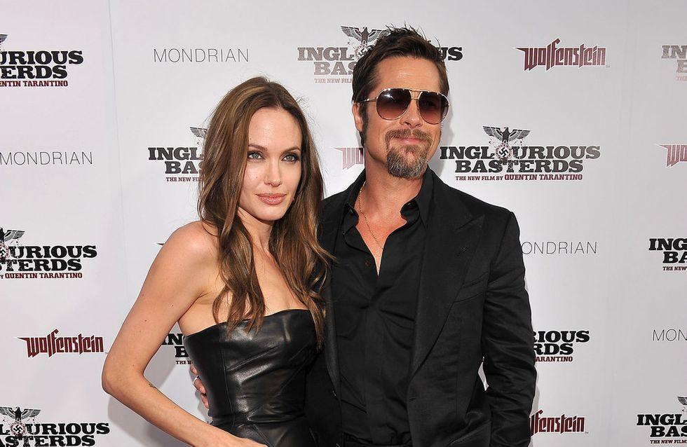 Angelina Jolie et Brad Pitt : Bientôt à Malte pour leur nouveau film