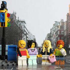 Nos héros préférés de cinéma, séries et littérature reproduits en briques LEGO® ! (Photos)