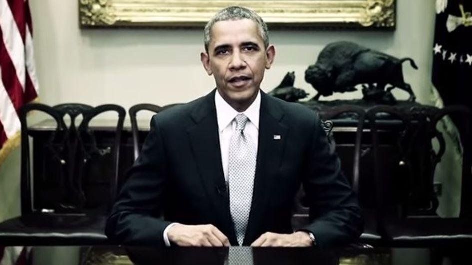 """Obama lanza la campaña """"1 Is 2 Many"""" para luchar contra el abuso sexual"""
