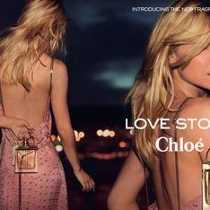 Clémence Poésy pour Chloé : Une Love Story pas comme les autres