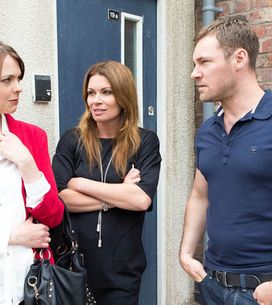 Coronation Street 14/07 – The pressure mounts on Rob