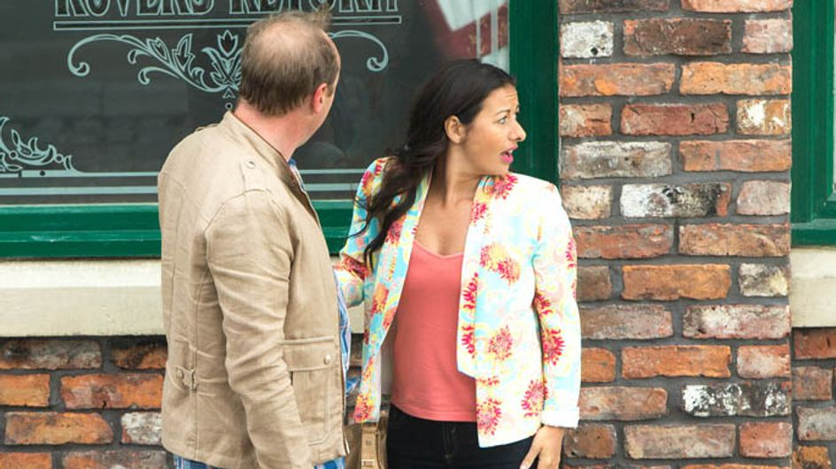 Coronation Street 16/07 – Peter struggles to cope with the pressure