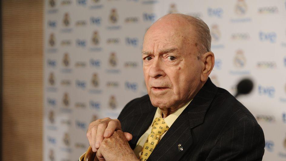 Muere Alfredo Di Stéfano, leyenda del Real Madrid