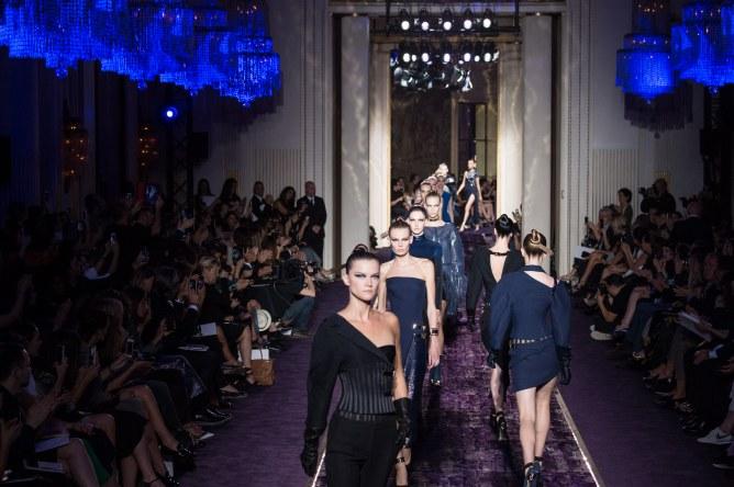 Défilé Atelier Versace Haute Couture Automne-Hiver 2014/2015