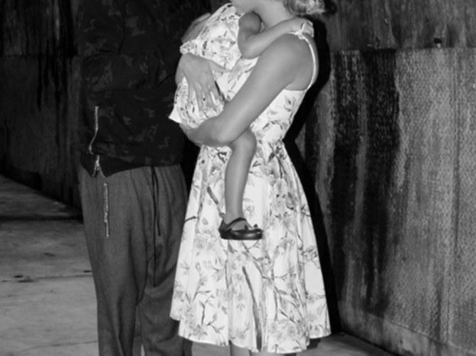 Beyoncé et Blue Ivy en robe Dolce & Gabbana