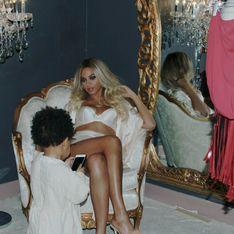 Beyoncé et Blue Ivy : Toutes deux fans de la robe à fleurs Dolce & Gabbana (Photo)