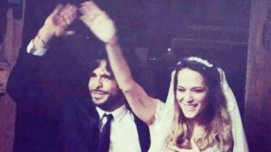 Laura Chiatti è incinta. L'annuncio durante le nozze con Marco Bocci!