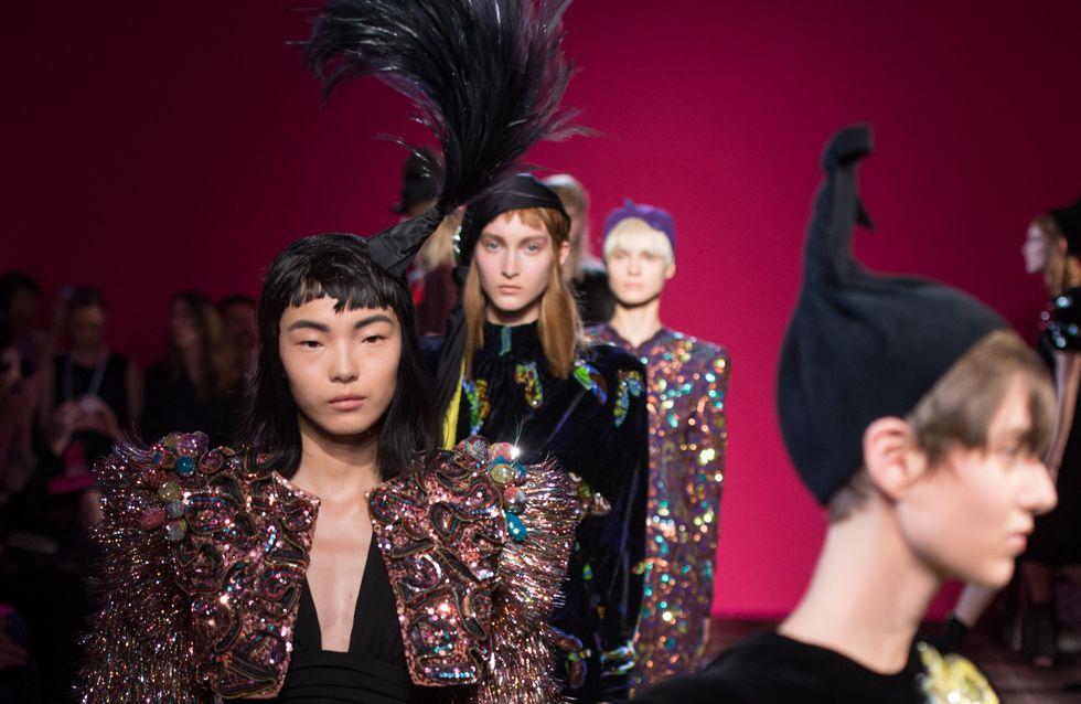 Schiaparelli : Le défilé Haute Couture Automne-Hiver 2014/2015 en vidéos