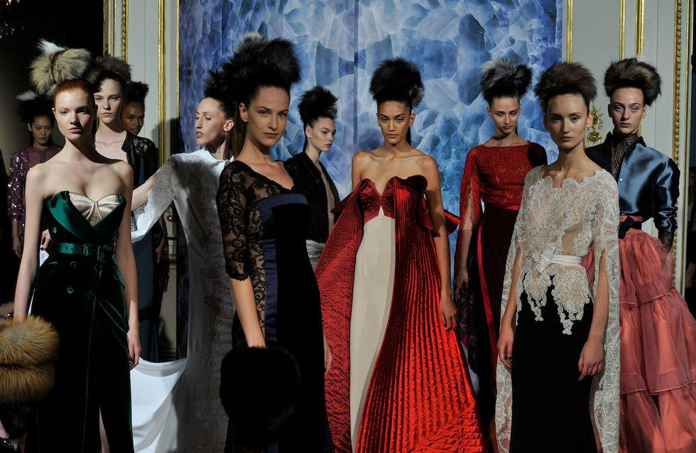 Alexis Mabille : Le défilé Haute Couture Automne-Hiver 2014/2015 en vidéo