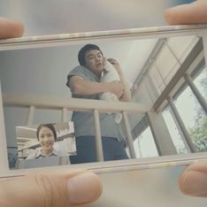 La technologie ne remplacera jamais l'amour d'un père (Vidéo)