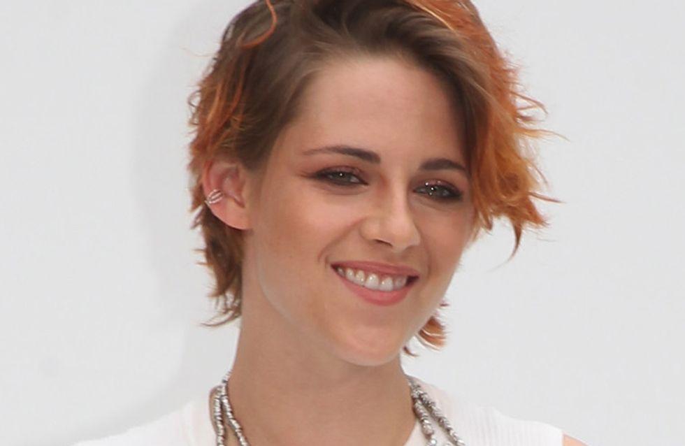 Kristen Stewart : Une coupe courte pour l'été (Photos)