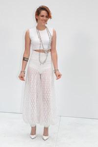 Kristen Stewart au défilé Chanel