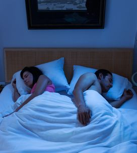 Relatie: tegelijkertijd gaan slapen en wakker worden, is dat de sleutel tot het geluk?