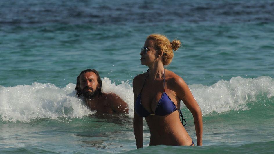 Andrea Pirlo in vacanza con la sua Valentina. Le foto del calciatore a Ibiza!