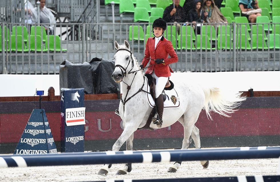 Charlotte Casiraghi : Victime d'un accident de cheval (Vidéo)