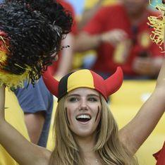 Coupe du monde : Repérée dans les gradins, une supportrice belge décroche un contrat de mannequin