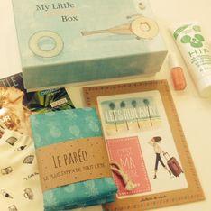 My Little Summer Box : Mes mini-indispensables pour un break au soleil