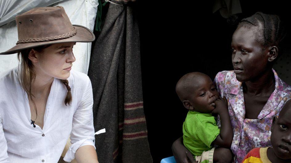 Video/ Keira Knightley in Sudan: Un trauma difficile da comprendere