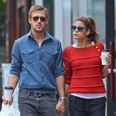 Eva Mendes, ¿embarazada de siete meses de Ryan Gosling?