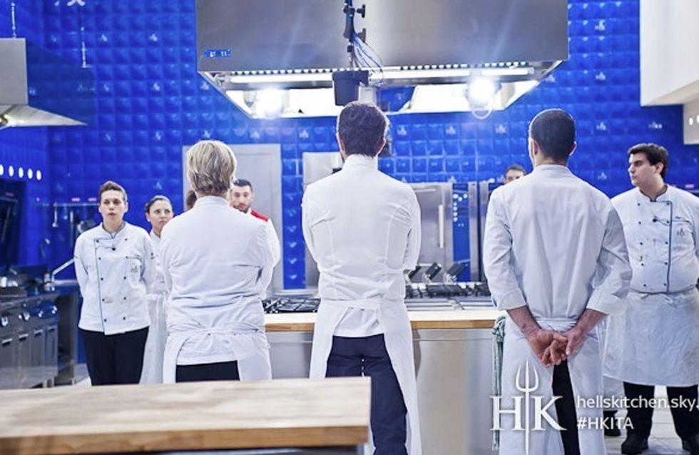 Torna Hell's Kitchen Italia: aperte le iscrizioni per la seconda stagione