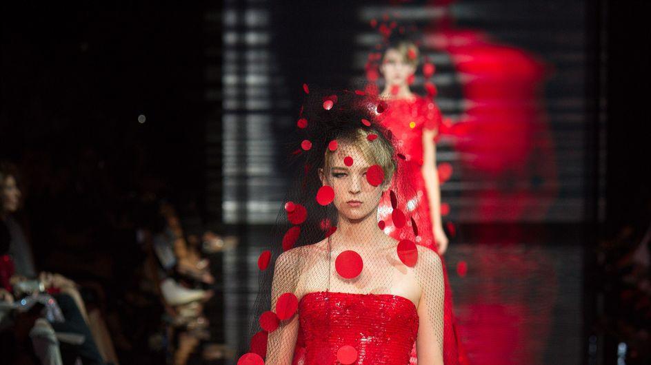 Giorgio Armani Privé : Le défilé Haute Couture Automne-Hiver 2014/2015 en vidéo