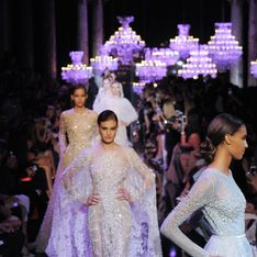 Elie Saab : Le défilé Haute Couture Automne-Hiver 2014/2015 en vidéo