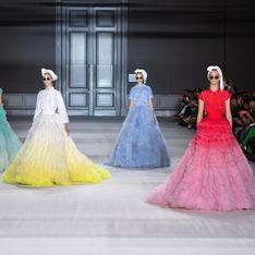 Giambattista Valli : Le défilé Haute Couture Automne-Hiver 2014-2015 en vidéo