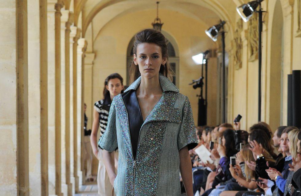 Bouchra Jarrar : Le défilé Haute Couture Automne-Hiver 2014-2015 en vidéo