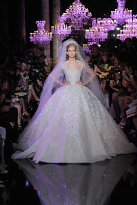 Elie Saab Haute Couture autunno inverno 2014 2015